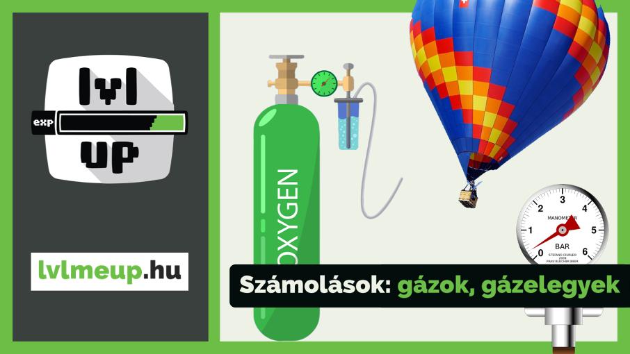 Gázok, gázelegyek
